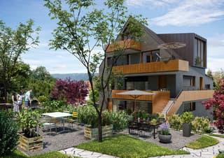 Luxuriöse 5 Zimmer Geschoss Wohnung (3)