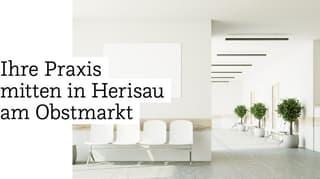 Am Obstmarkt: Büro- oder Praxisräume im Zentrum von Herisau (3)