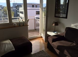 Walking Distance to the lake, train and downtown. Charming apartment in near the opera house w/ view (2)