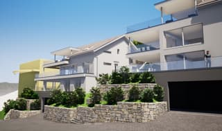 Moderne Eigentumswohnung am Südhang mit Seesicht (2)