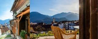 Wunderschönes Walserhaus – Die «Casa Felice» im Dorfkern von Trin (3)
