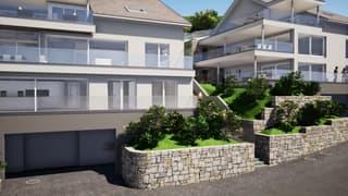 Moderne Eigentumswohnung am Südhang mit Seesicht (3)