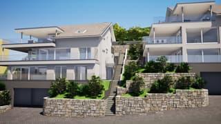 Moderne Eigentumswohnung am Südhang mit Seesicht (4)