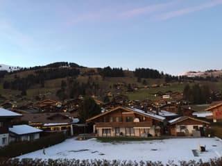 Ski-in / Ski-out 4.5-Zimmerwohnung im Chalet Harmonie (2)