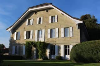 Rare Maison de Maître au portes de Lausanne (2)