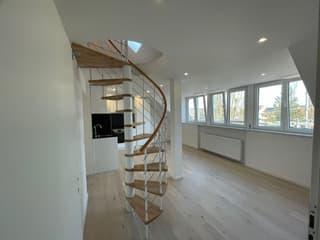 Neue Dachgeschosswohnungen - hell und freundlich! (4)