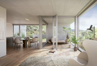 Traumhafte Terrassenwohnungen im Grünen (4)