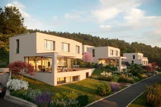 Letzte Villa mit Aussicht an idyllischer Lage | mit Baubewilligung (3)