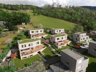 Letzte Villa mit Aussicht an idyllischer Lage | mit Baubewilligung (2)