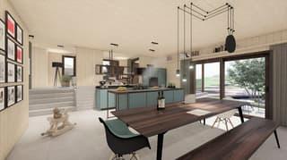 Neubau Einfamilienhaus am Fusse des Stockhorns (4)