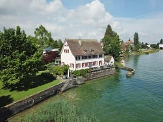 Villa direkt am See als repräsentativer Geschäfts- und/oder Wohnsitz (2)