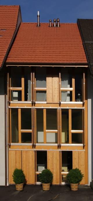 Pfiffige, moderne Wohnung in altem Bauernhaus (2)