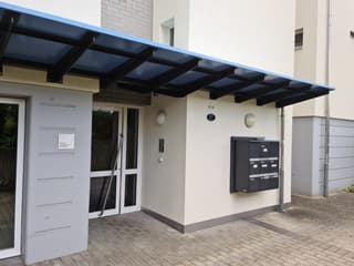 Schöne 3 1/2 Wohnung mit Balkon (2)