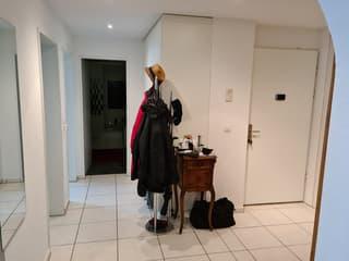 Schöne 3 1/2 Wohnung mit Balkon (3)