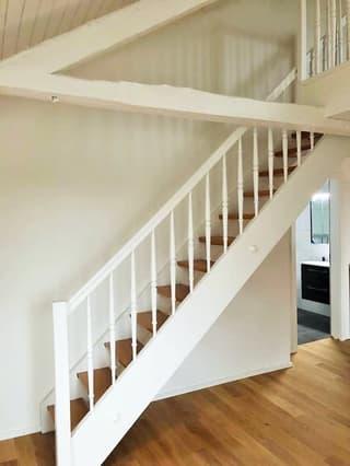 renovierte Maisonette-Wohnung im Herzen von Bichelsee (2)