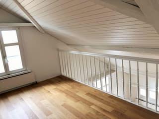 renovierte Maisonette-Wohnung im Herzen von Bichelsee (3)
