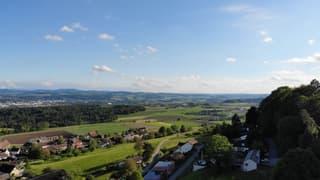Grosszügiges Wohnbauland mit Fernsicht (2)