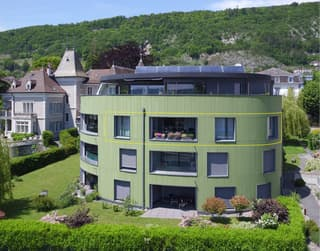 Vivre confortablement au coeur de La Neuveville (2)