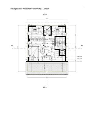 Neubau: Bijou 4 ½-Zimmer-Dach-Maisonette-Wohnung (2)