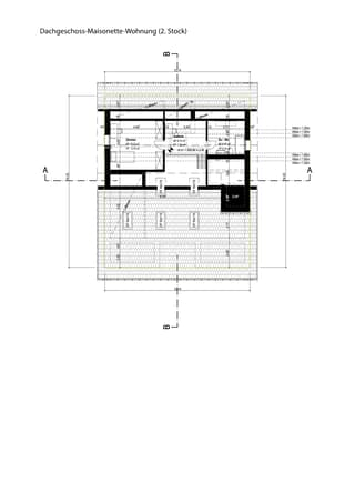Neubau: Bijou 4 ½-Zimmer-Dach-Maisonette-Wohnung (3)