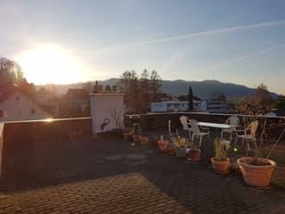 Dachwohnung in Kilchberg (2)