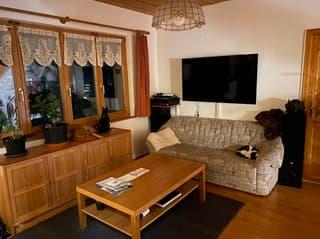 5 1/2 Zi-Doppeleinfamilienhaus mit Garten, Gartensitzplatz und Biotop (4)