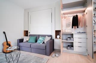 City Pop - Furnished Apartment in Zurich-Altstetten (3)