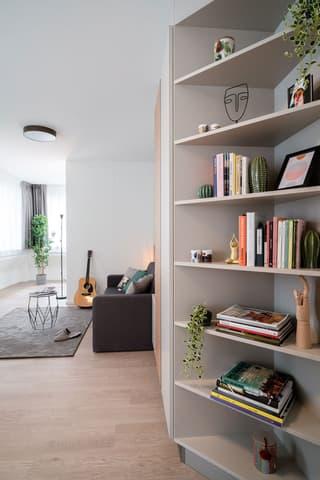 City Pop - Furnished Apartment in Zurich-Altstetten (4)