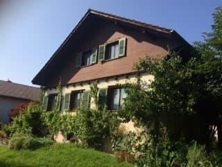 Schöne Altliegenschaft, grosser Garten, ruhige sehr sonnige Lage Nähe Bahnhof (2)