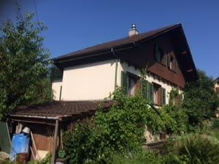 Schöne Altliegenschaft, grosser Garten, ruhige sehr sonnige Lage Nähe Bahnhof (3)