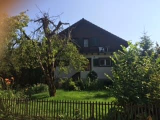 Schöne Altliegenschaft, grosser Garten, ruhige sehr sonnige Lage Nähe Bahnhof (4)