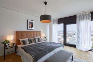 Erstbezug: Gemütliche 2.5-Zimmer-Wohnung im Claraturm (4)