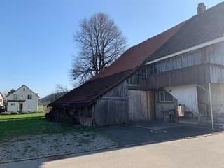 Grundstück mit Bauernhaus Scheune/Schopf Altbau (4)