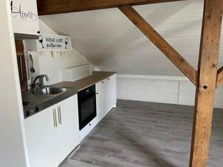 1 Zimmer Dachwohnung (2)