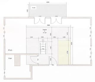 Schöne 1.5 - Zimmer Wohnung im Zentrum von Oerlikon (2)