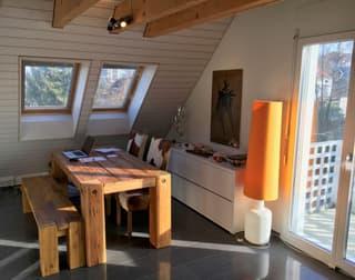 Schöne 1.5 - Zimmer Wohnung im Zentrum von Oerlikon (4)