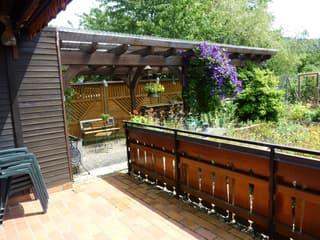 Wunderschöner Garten mit Häuschen grenznah in Deutschland (4)