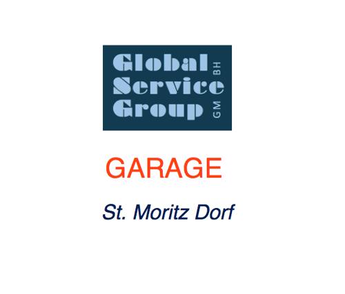 GARAGE in Parking - St Moritz Dorf - Central