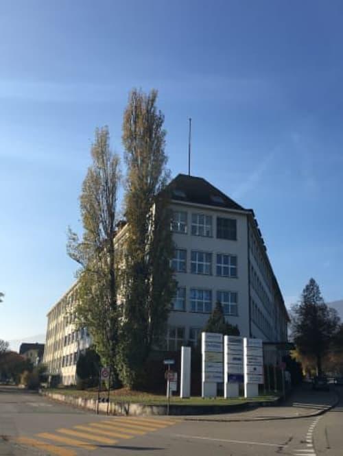 Ihr neuer Standort im historischen Roamer Gebäude