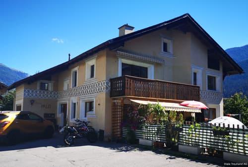 Mehrfamilienhaus im Dorfzentrum von Müstair