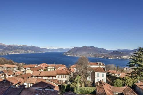 3,5 Zi. Whg. zu verkaufen in STRESA - Lago Maggiore