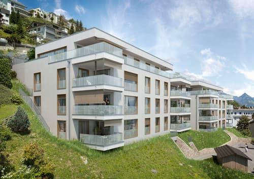 Neue 3 1/2 Zimmer-Eigentumswohnung Nasmannsbach Ennetbürgen