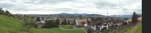 Traumhafte Baulandparzelle über dem Zürichsee