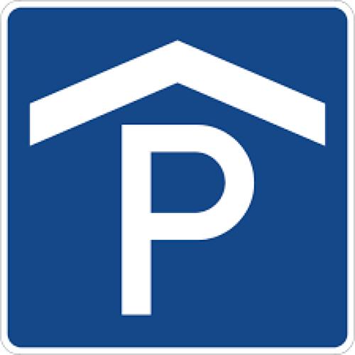 Parkplatz an der Bahnhoftsrasse, Rheineck