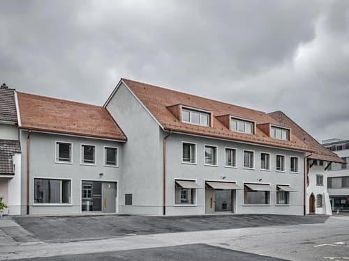 Aussenansicht / Lage Fotograf: Roger Frei, Zürich