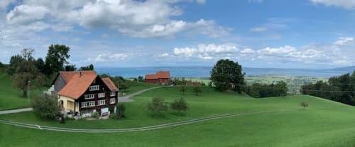 Erstklassiges Bauland mit top Aussicht auf den Bodensee