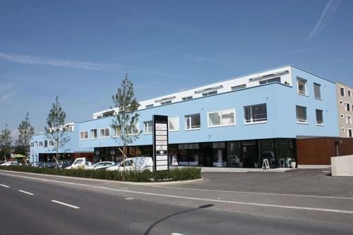 Einstellhallenplätze im Zellfeld, in Schenkon