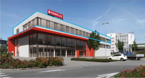 Ferroflex - Gewerbe- und Büroflächen in modernem Neubau