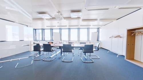 FLEXIBLE MIETDAUER-TEIL UNSERES CO-WORKING SPACES