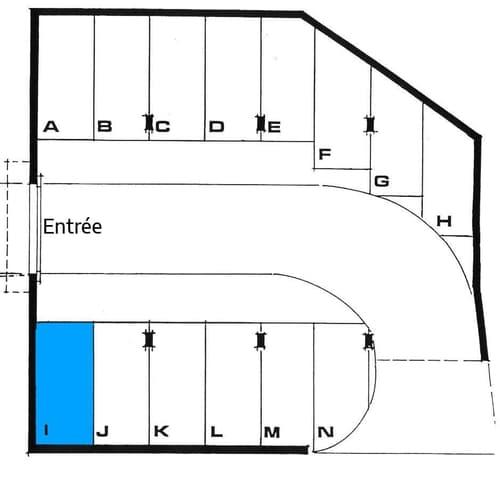 Garage Box - Garage Prétaire - Verbier